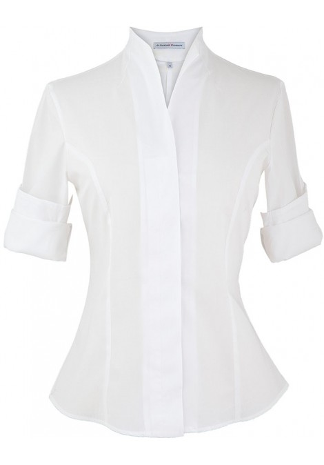 Γυναικείο Πουκάμισο Λευκό