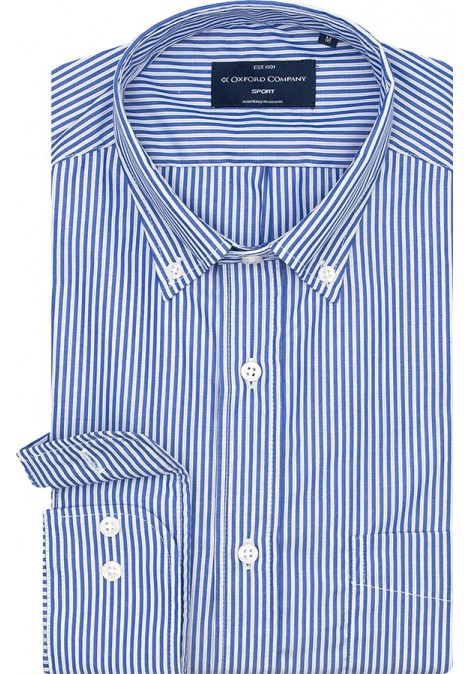 Sport Πουκάμισο Regular Fit Button Down