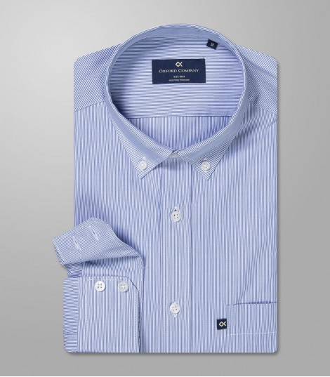 Sport Shirt Slim Fit Button Down