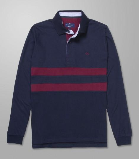 Stock Polo Slim Fit Stripe
