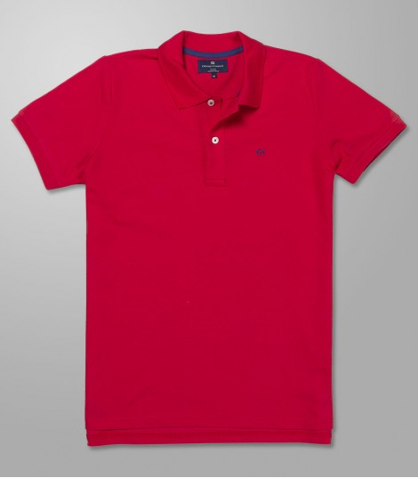Polo Slim Fit Plain