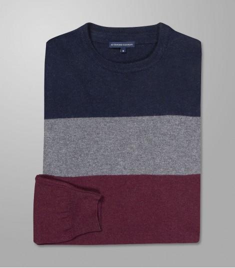 Man Knit Stripe