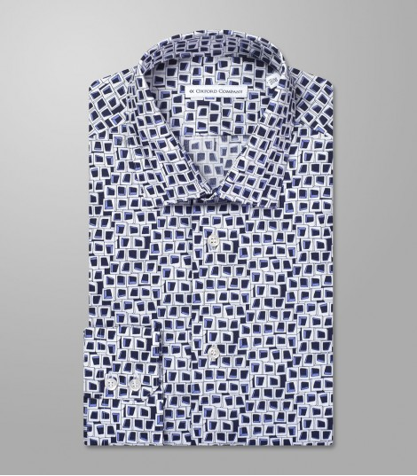 Classic Shirt Slim Fit Town