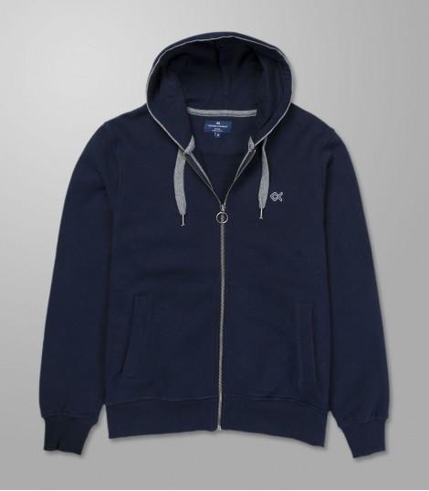Stock Sweatshirt Regular Fit Plain