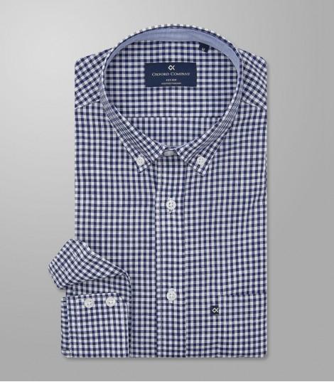 Sport Shirt Slim Fit Button Down