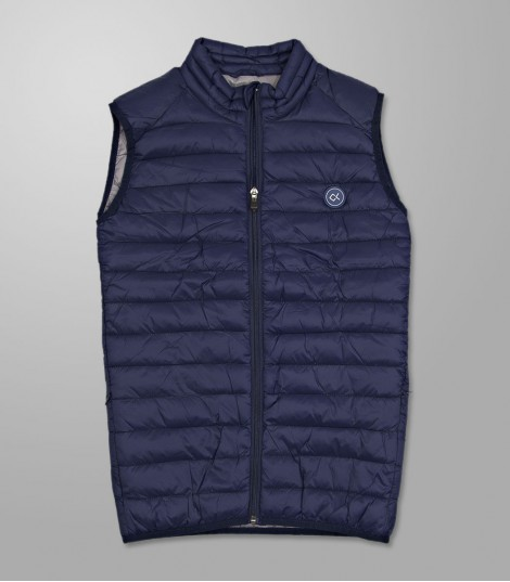 Vest Regular Fit Dark Blue