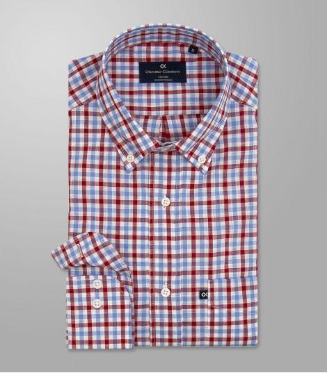 Sport Shirt Regular Fit Button Down