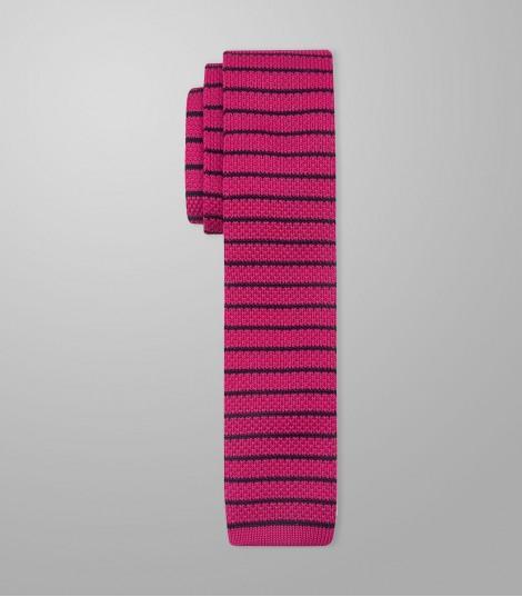 Stock Γραβάτα Πλεκτή Ριγέ