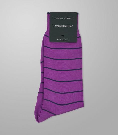 Stock Man Socks Stripe