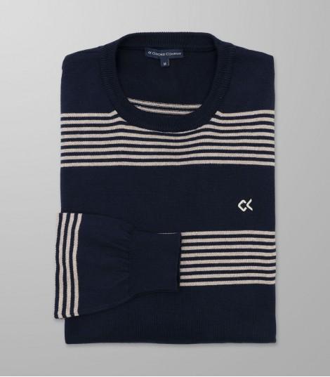Knit Regular Fit Stripe