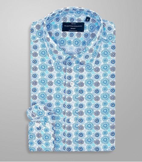 Stock Sport Shirt Slim Fit Porto