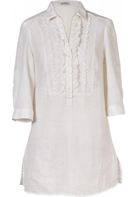 Stock Woman Long Shirt