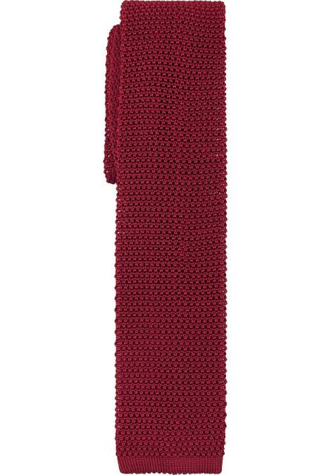Stock Γραβάτα Πλεκτή Κόκκινη