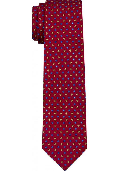 Stock Man Tie Print