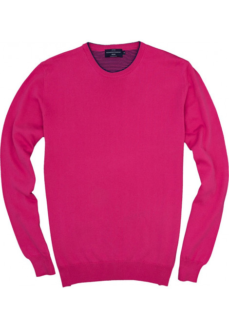 Stock Knit Fucsia
