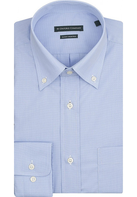 Stock Classic Πουκάμισο Regular Fit Button Down