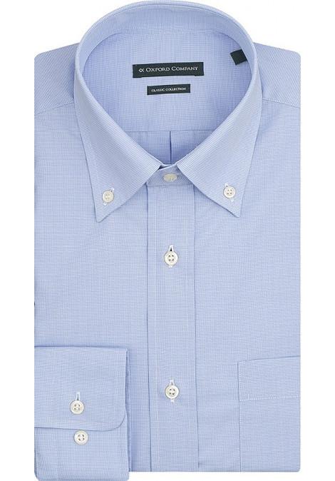 Stock Classic Shirt Regular Fit Button Down