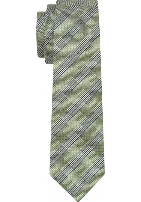 Stock Man Tie Check