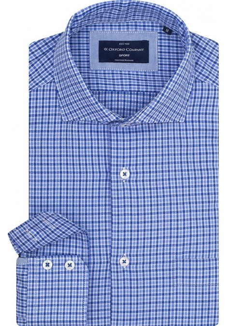 Stock Sport Shirt Slim Fit